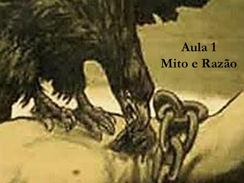 Aula 1 Mito e Razão