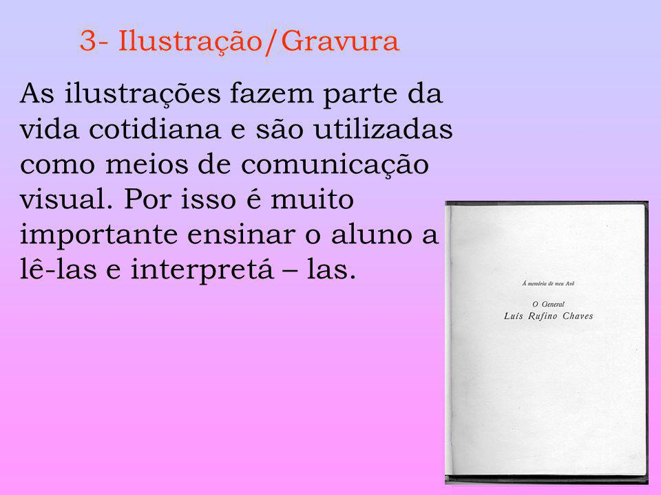 3- Ilustração/Gravura