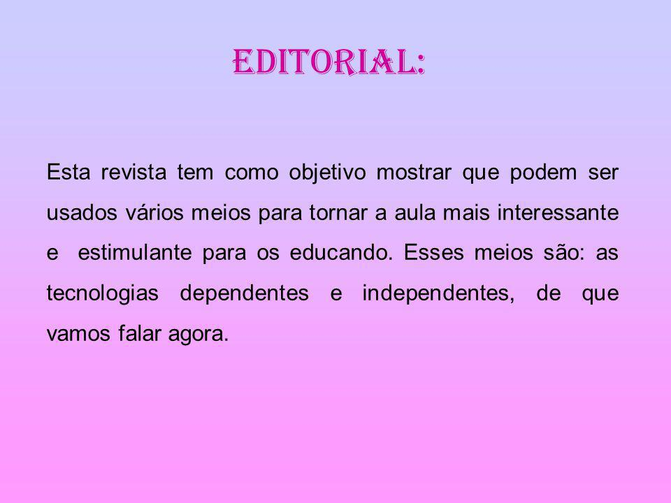Editorial: