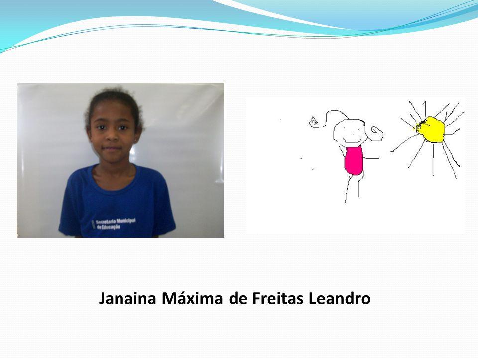 Janaina Máxima de Freitas Leandro