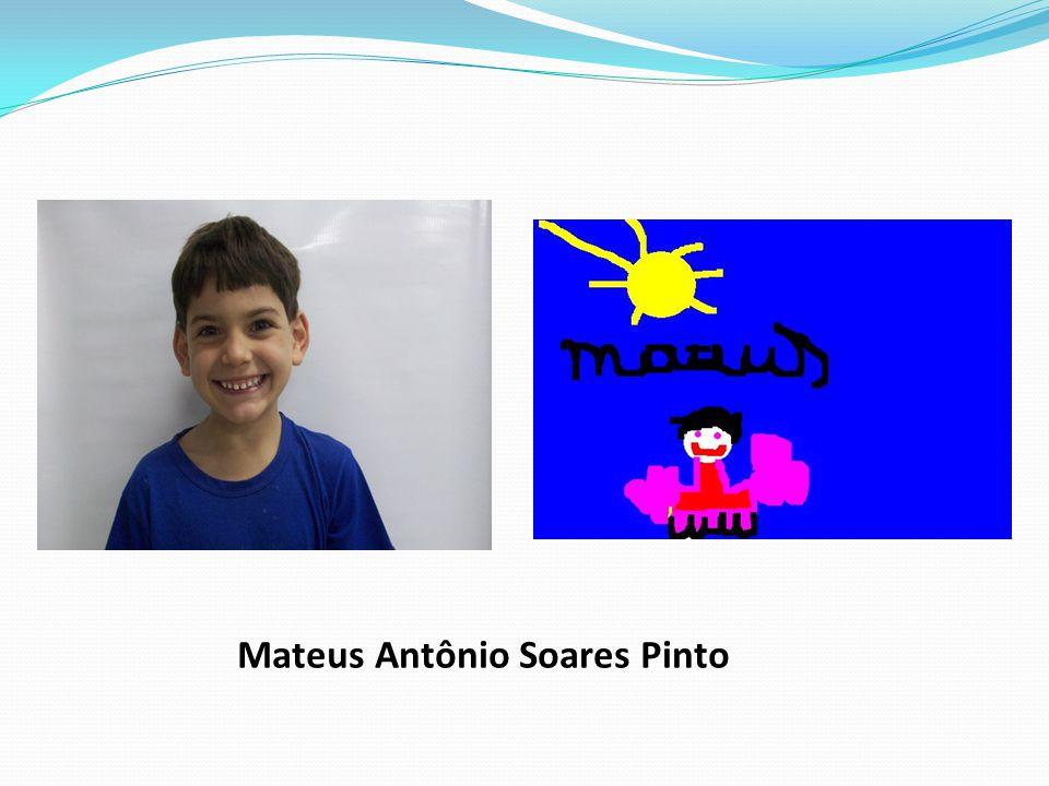 Mateus Antônio Soares Pinto