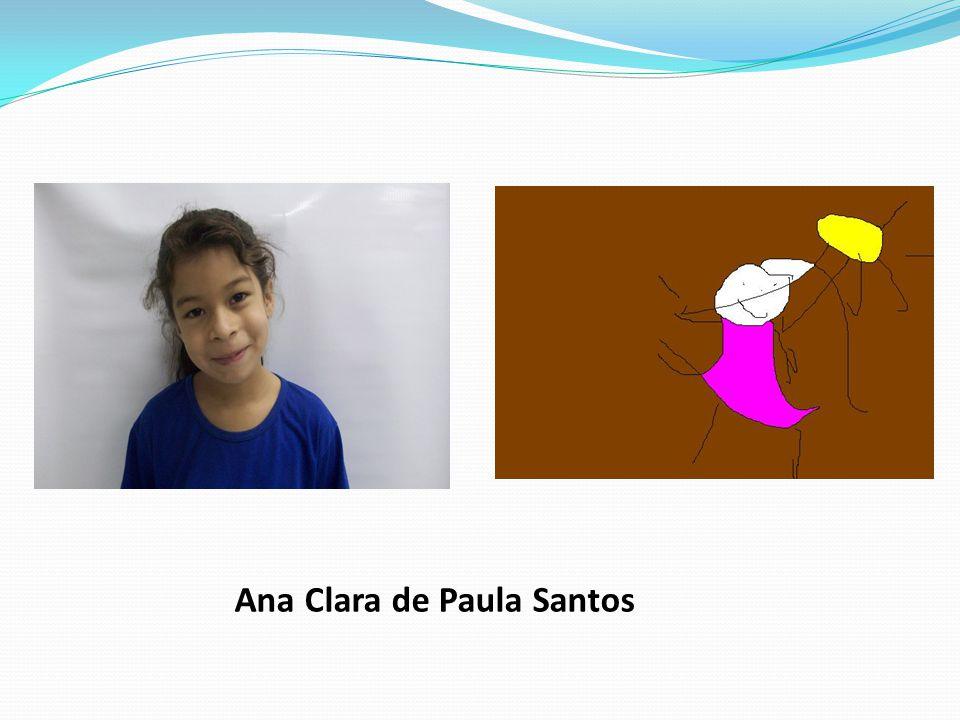 Ana Clara de Paula Santos