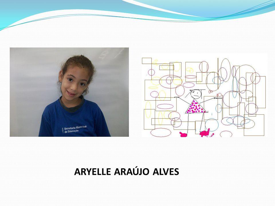 ARYELLE ARAÚJO ALVES