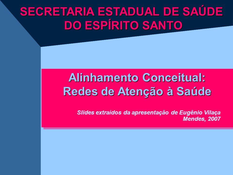 SECRETARIA ESTADUAL DE SAÚDE DO ESPÍRITO SANTO