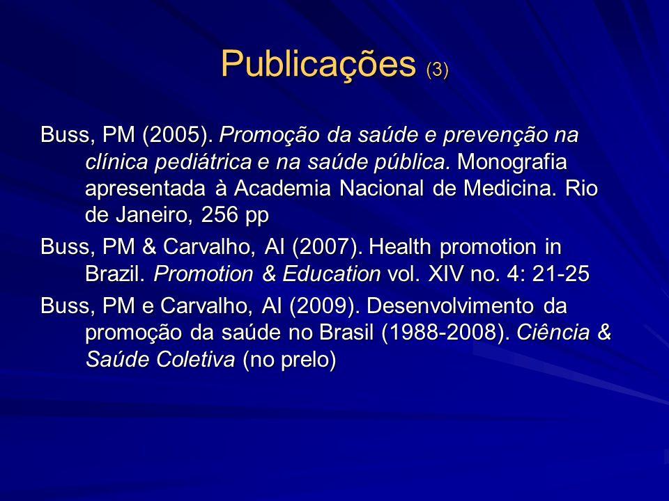 Publicações (3)