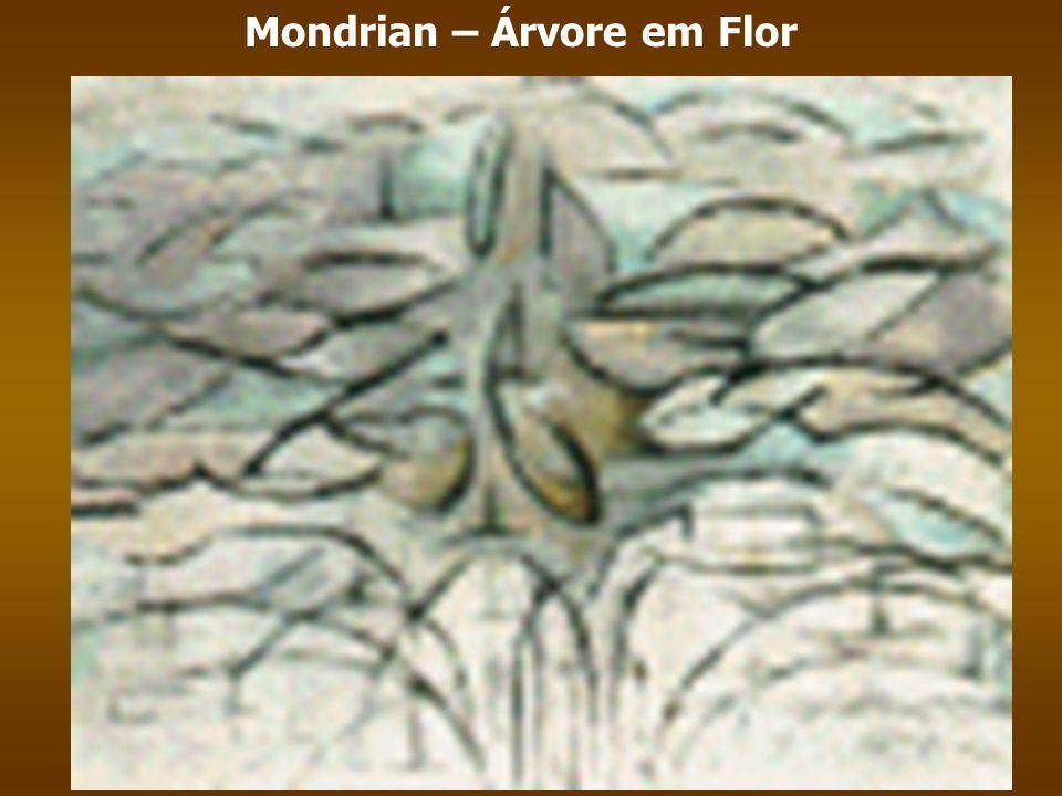 Mondrian – Árvore em Flor