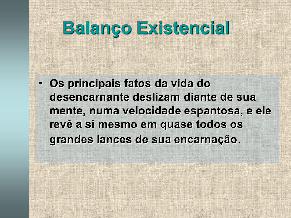Balanço Existencial