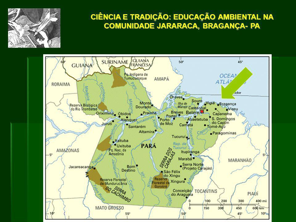 CIÊNCIA E TRADIÇÃO: EDUCAÇÃO AMBIENTAL NA COMUNIDADE JARARACA, BRAGANÇA- PA