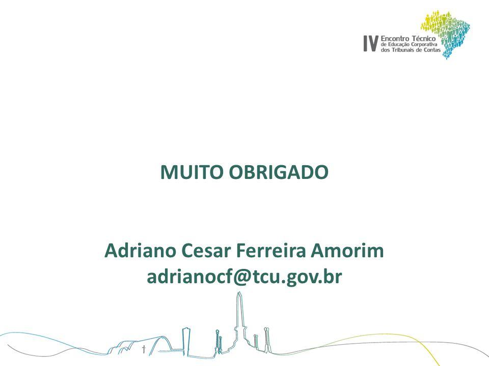 Adriano Cesar Ferreira Amorim
