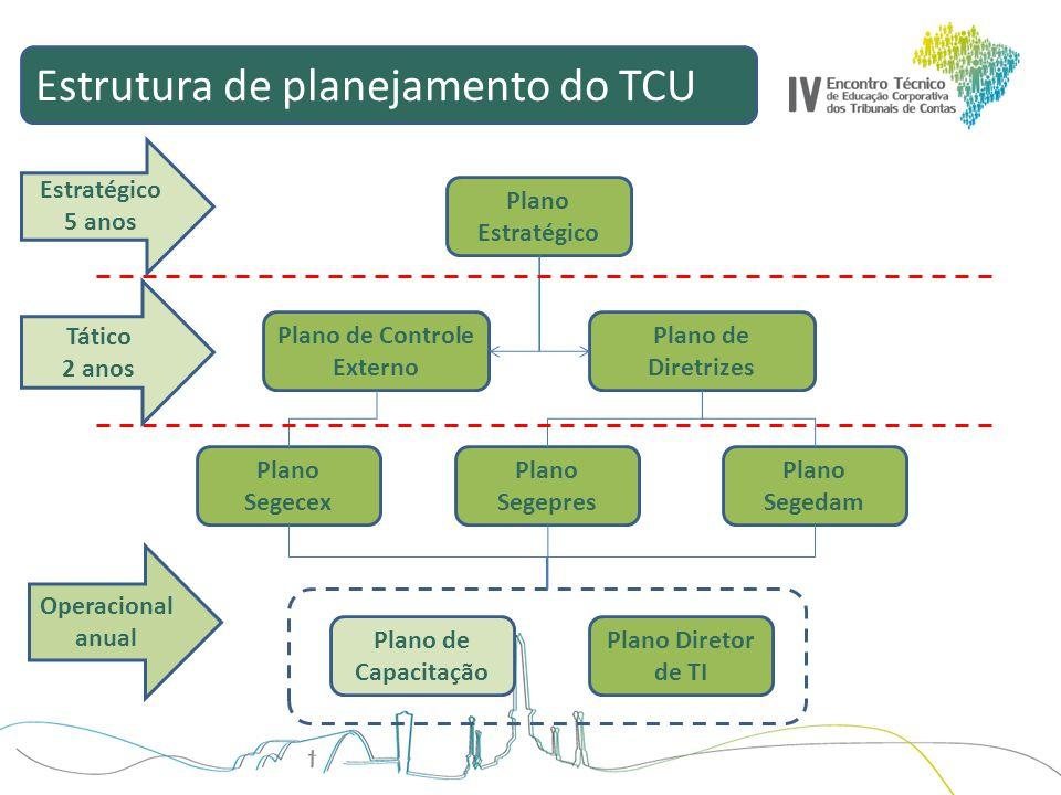 Plano de Controle Externo