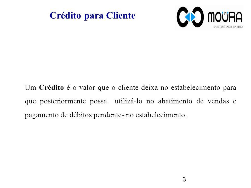 Crédito para Cliente
