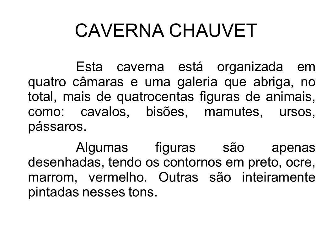 CAVERNA CHAUVET