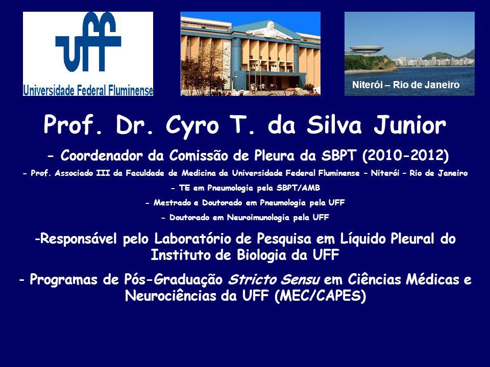 Prof. Dr. Cyro T. da Silva Junior