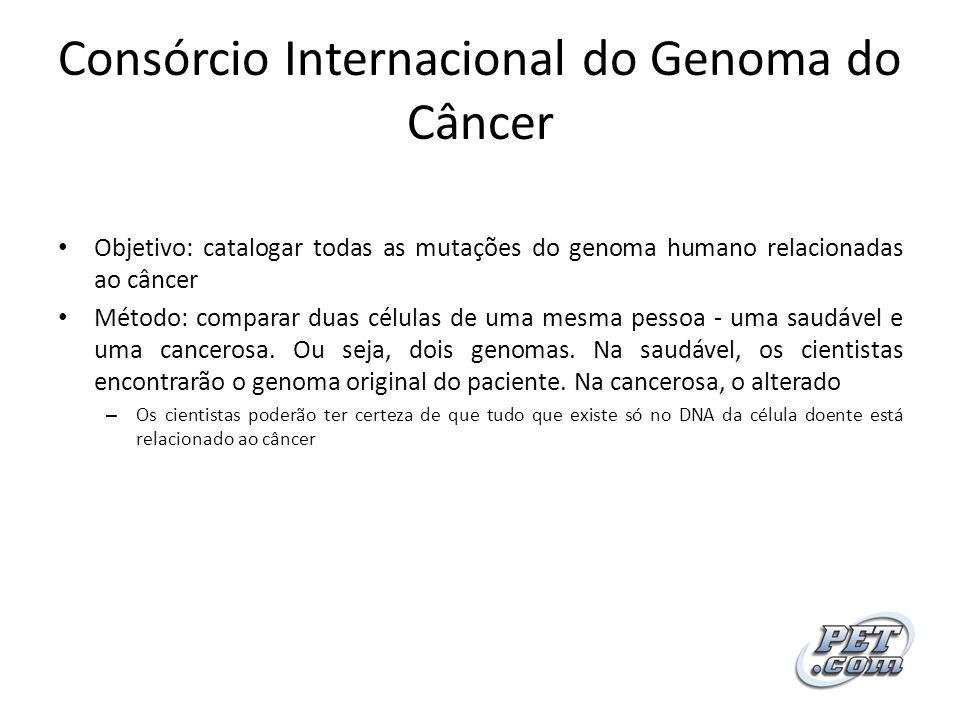 Consórcio Internacional do Genoma do Câncer