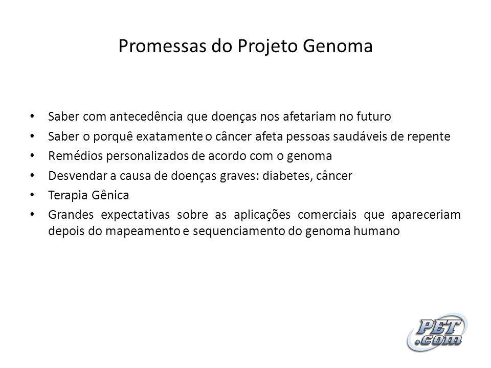 Promessas do Projeto Genoma