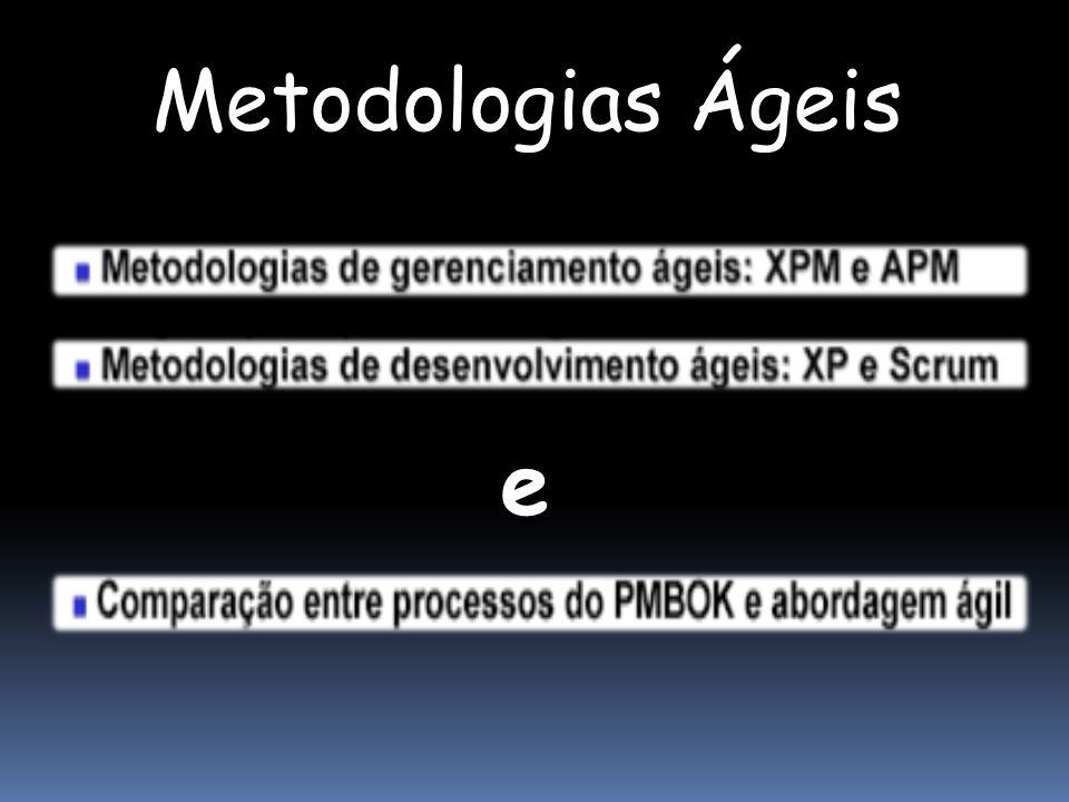 Metodologias Ágeis e