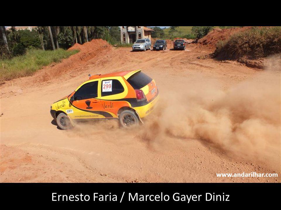 Ernesto Faria / Marcelo Gayer Diniz