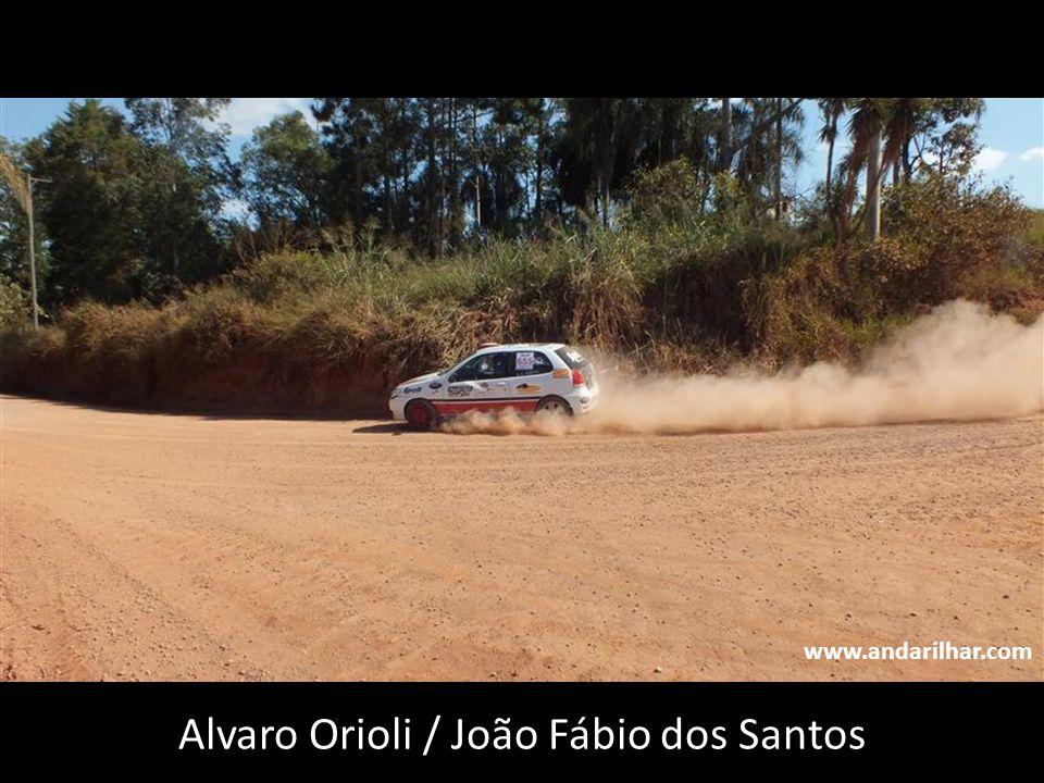Alvaro Orioli / João Fábio dos Santos
