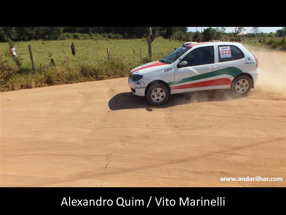 Alexandro Quim / Vito Marinelli