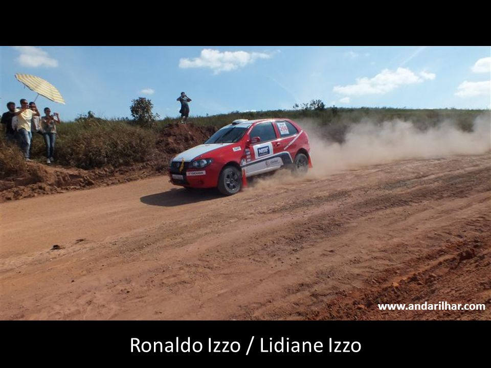 Ronaldo Izzo / Lidiane Izzo
