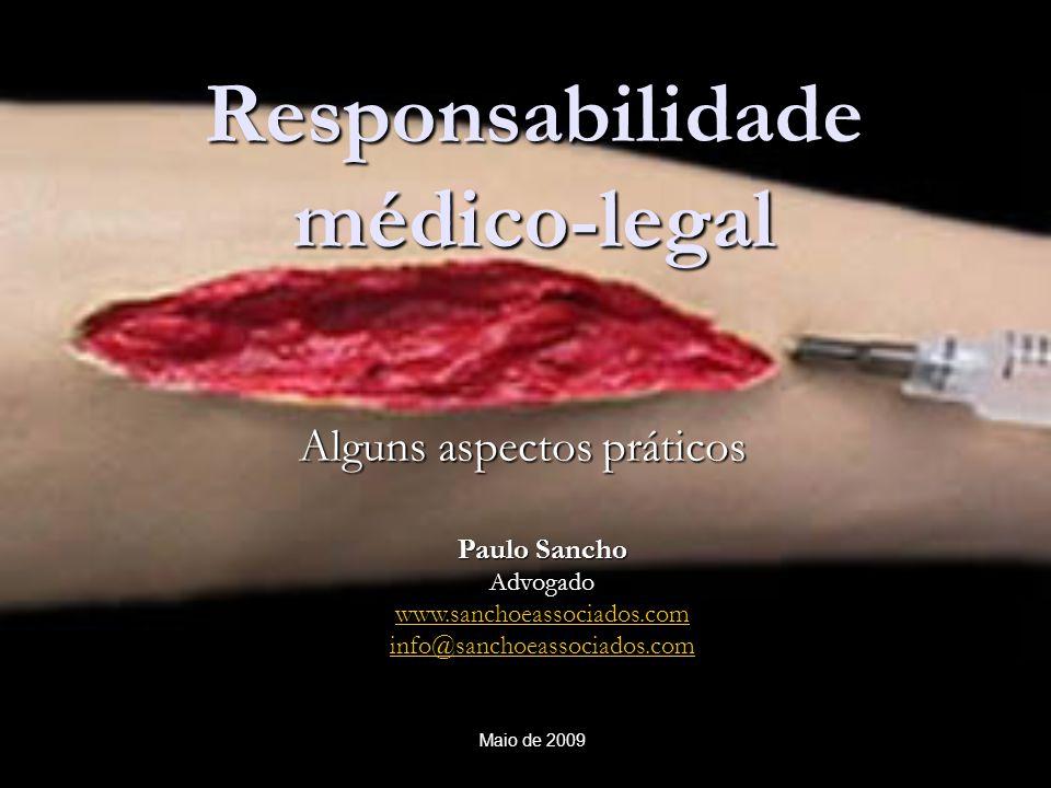 Responsabilidade médico-legal