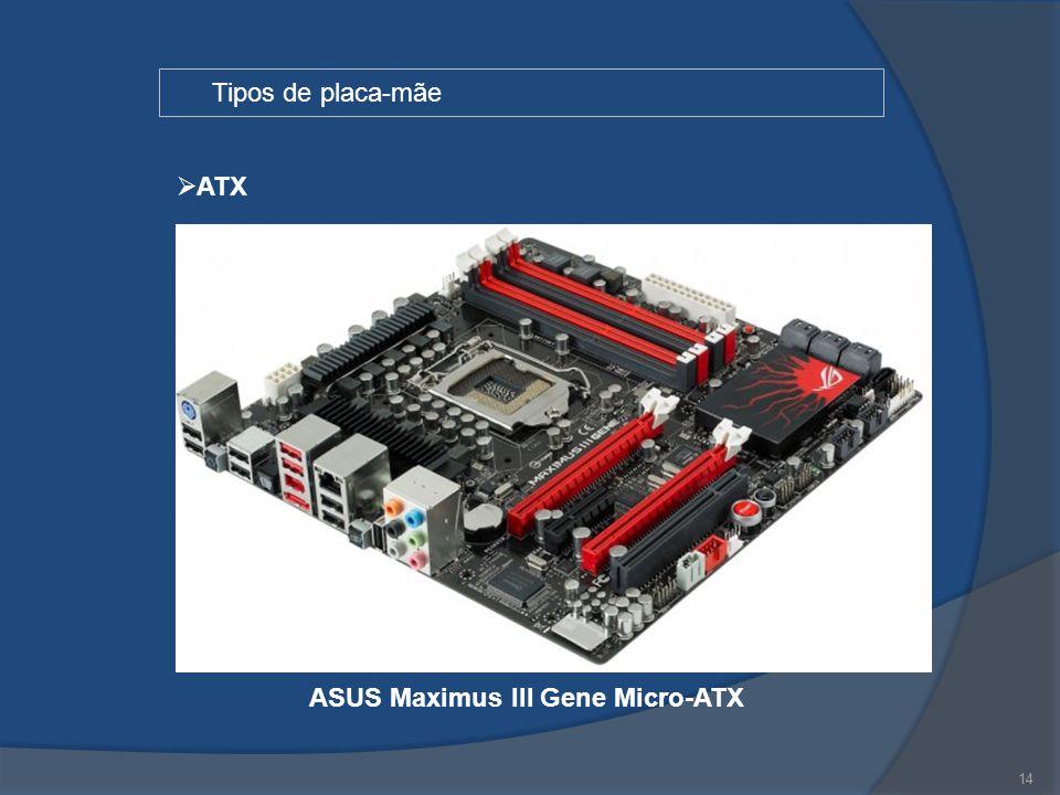 ASUS Maximus III Gene Micro-ATX