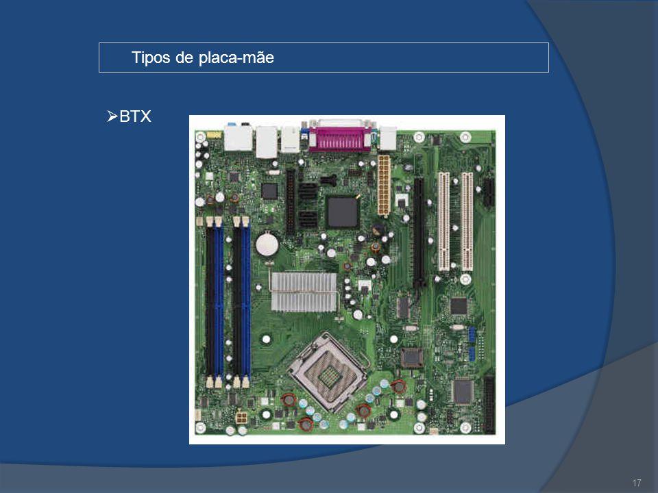 Tipos de placa-mãe BTX 17