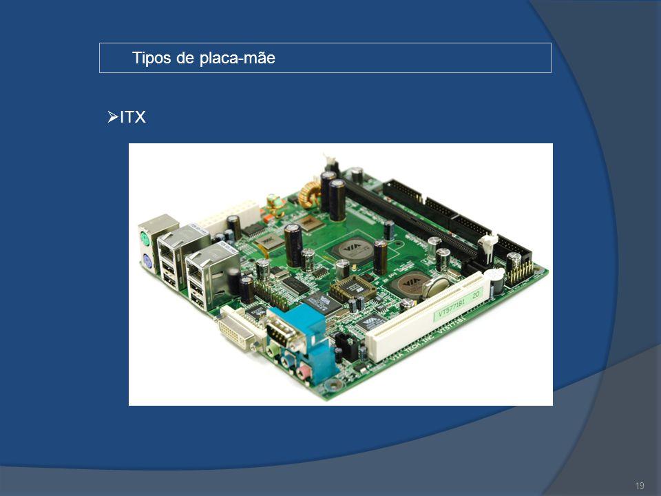 Tipos de placa-mãe ITX 19