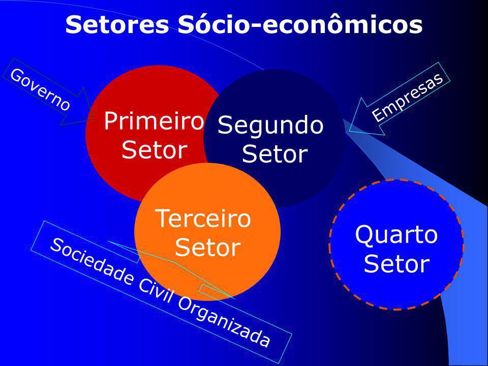 Setores Sócio-econômicos