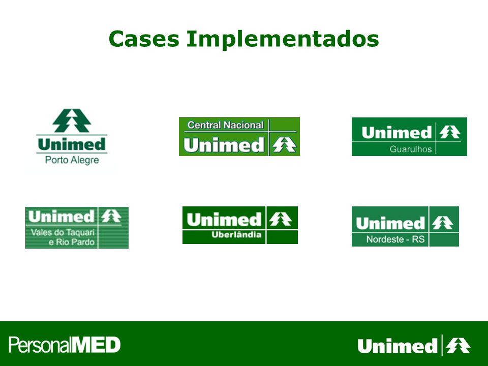 Cases Implementados