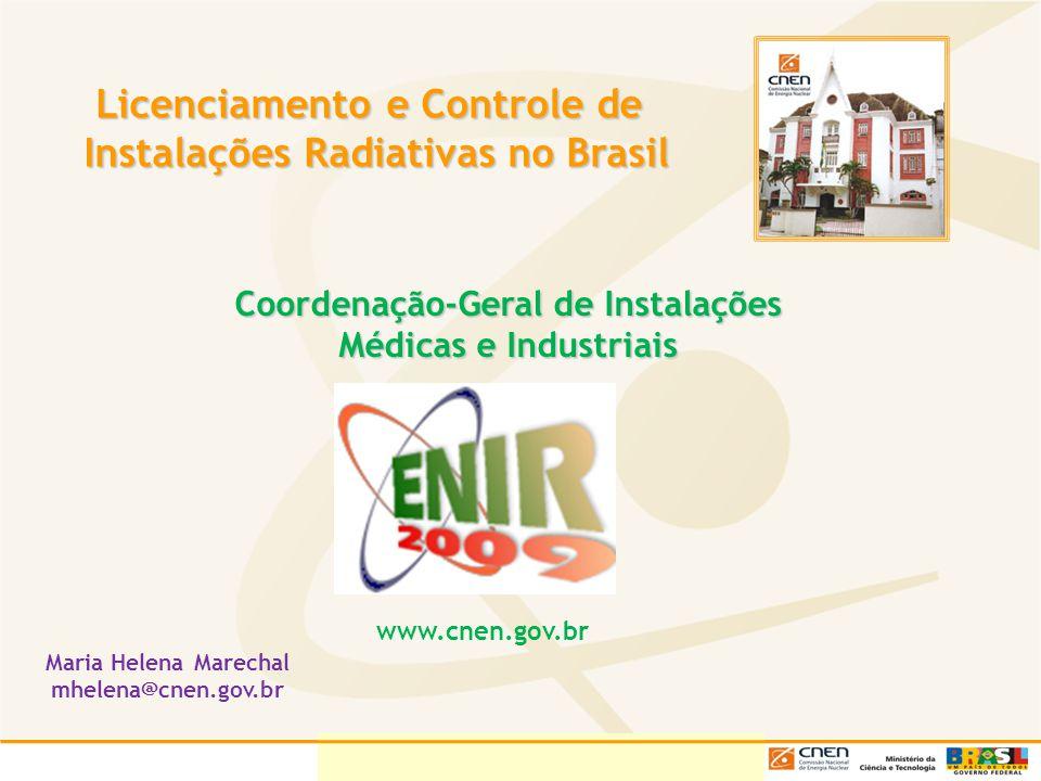 Coordenação-Geral de Instalações Médicas e Industriais