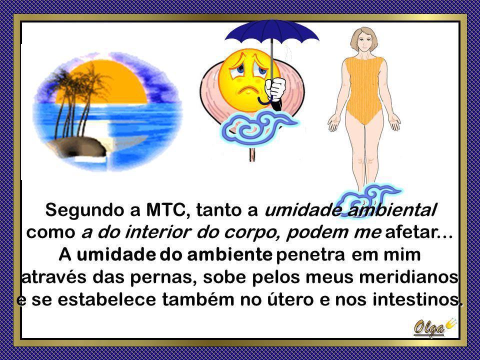 Segundo a MTC, tanto a umidade ambiental