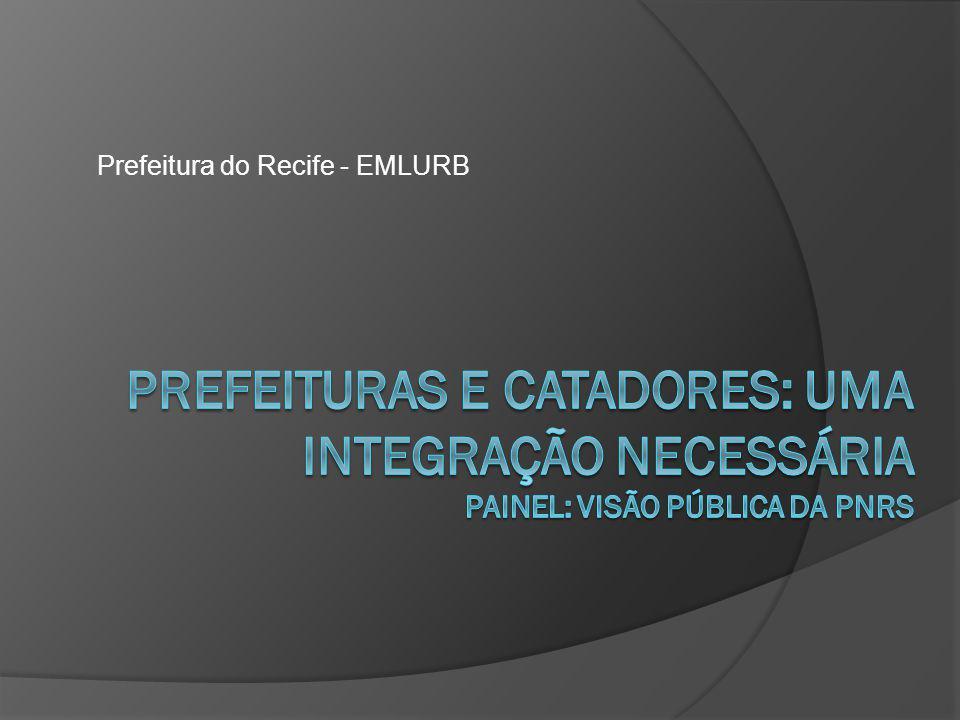 Prefeitura do Recife - EMLURB