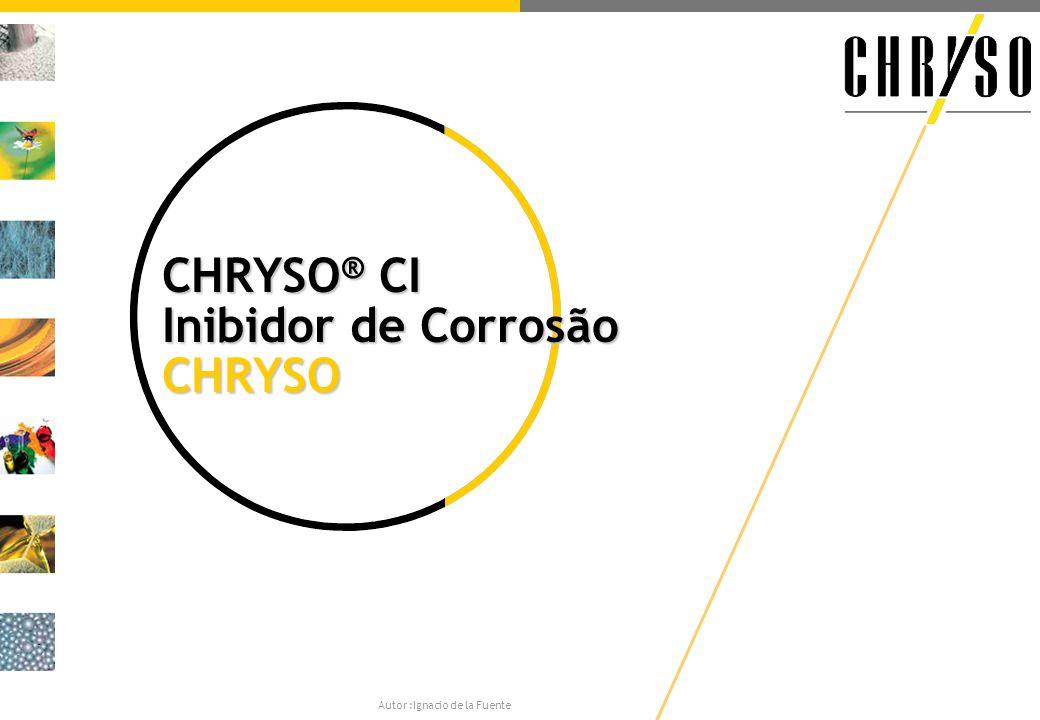 CHRYSO® CI Inibidor de Corrosão CHRYSO