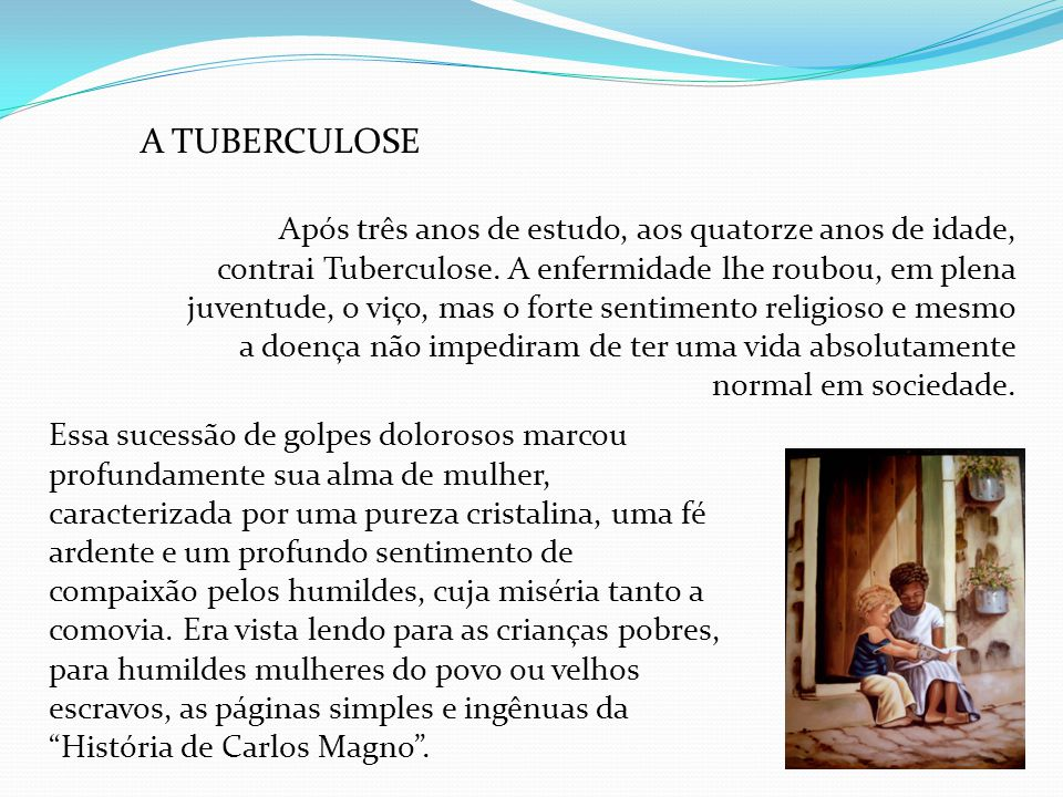 A TUBERCULOSE