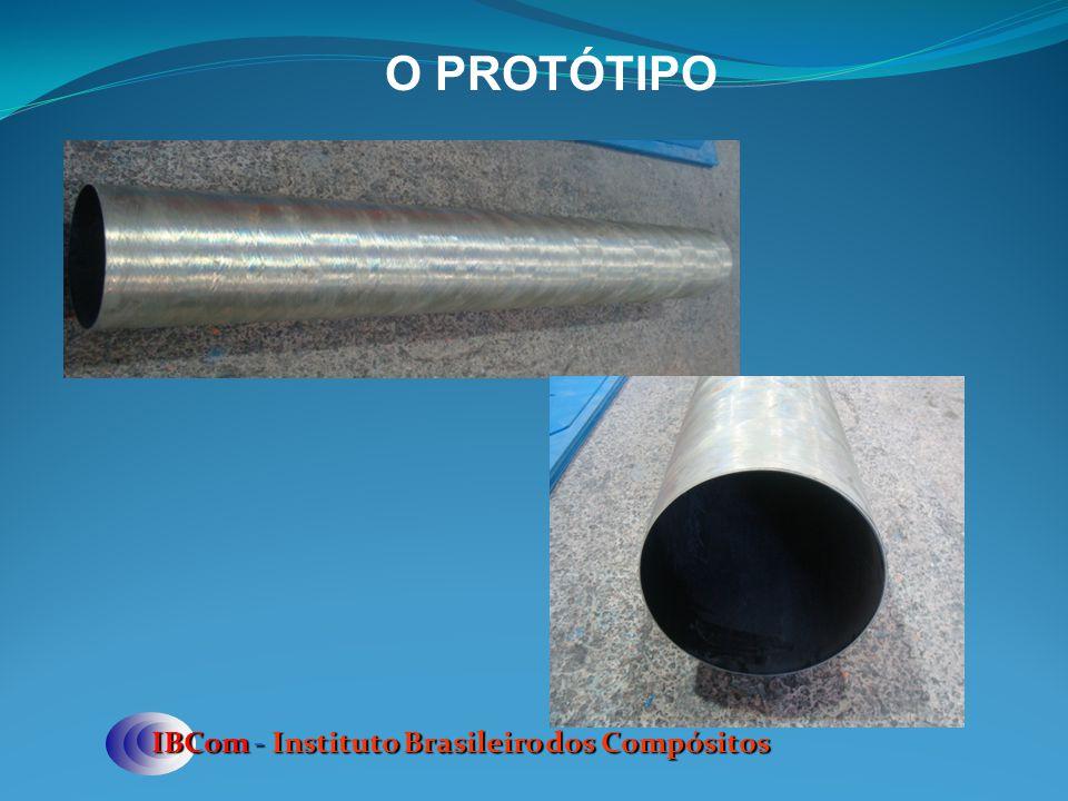 O PROTÓTIPO IBCom - Instituto Brasileiro dos Compósitos
