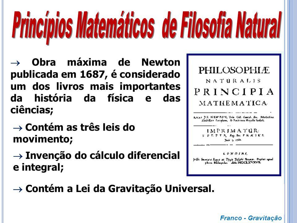 Princípios Matemáticos de Filosofia Natural