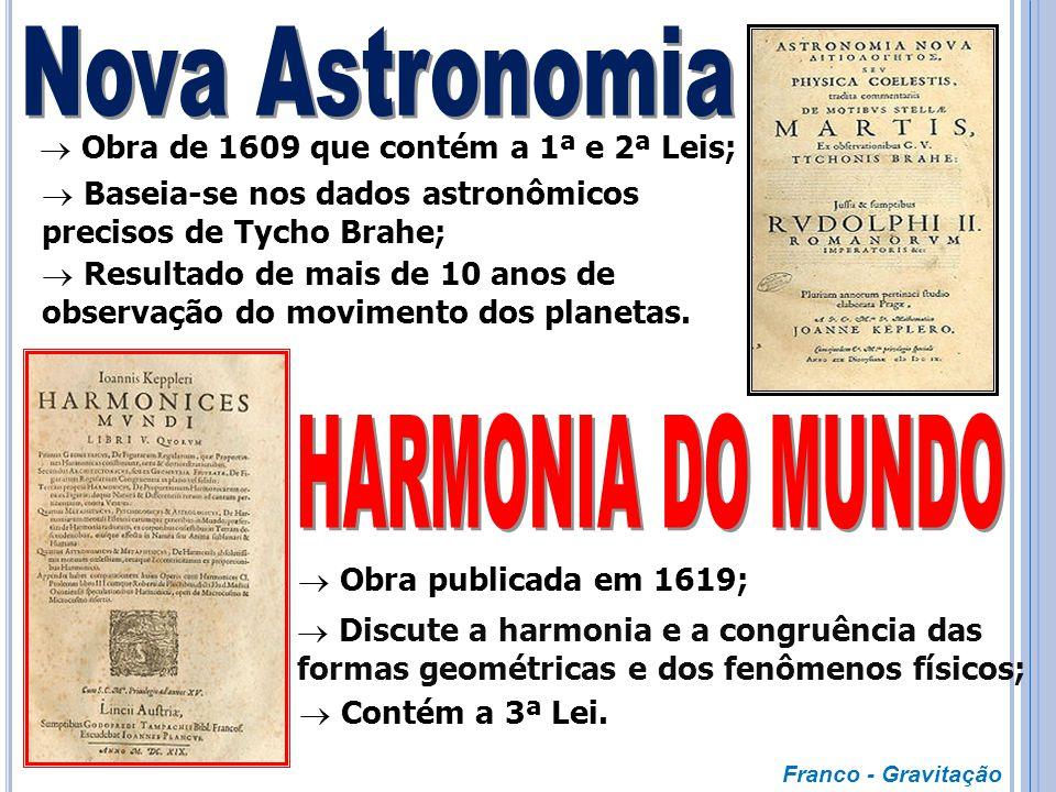 Nova Astronomia HARMONIA DO MUNDO
