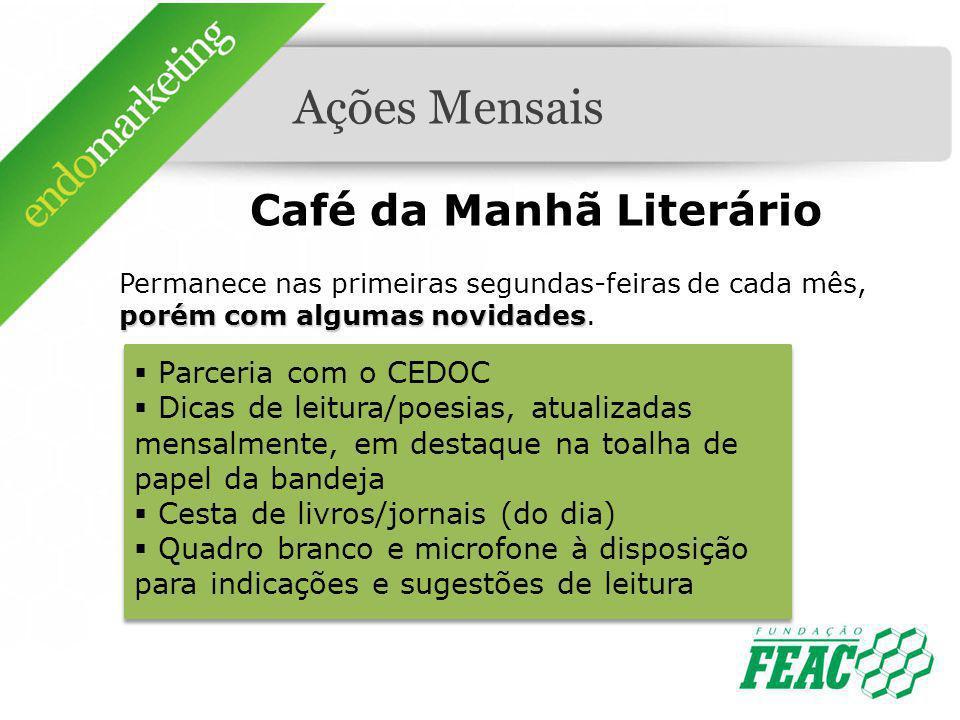 Café da Manhã Literário