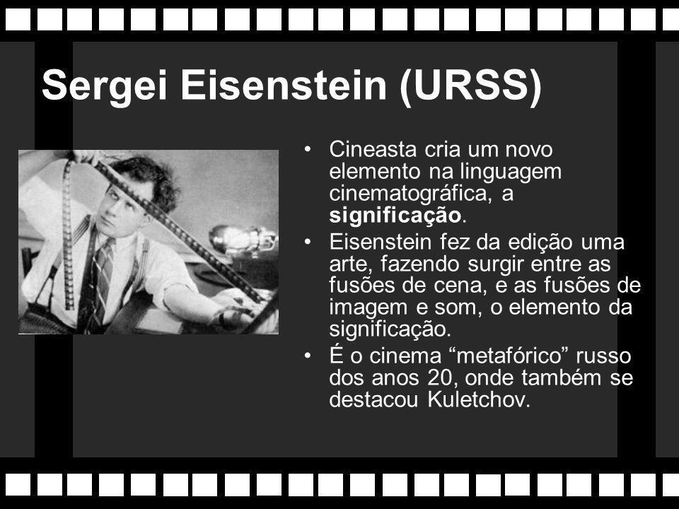 Sergei Eisenstein (URSS)