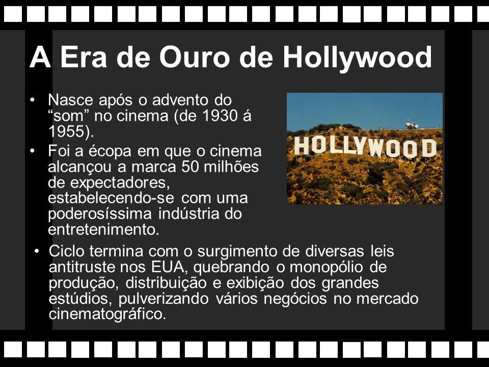 A Era de Ouro de Hollywood