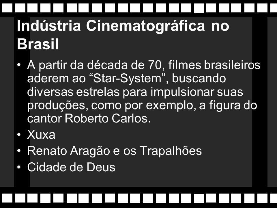 Indústria Cinematográfica no Brasil