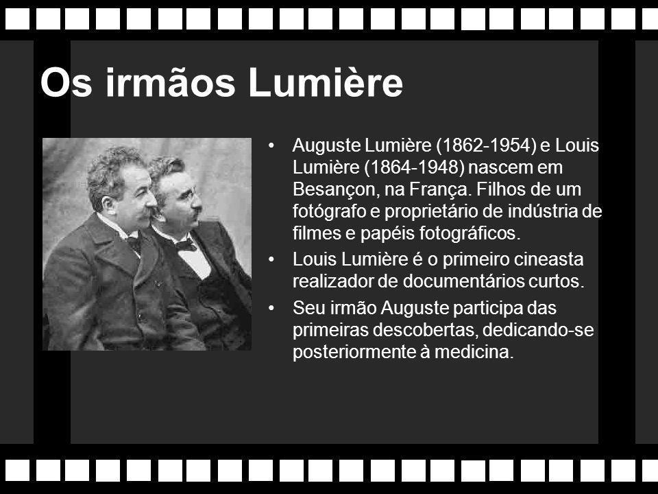 Os irmãos Lumière