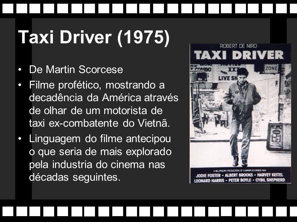 Taxi Driver (1975) De Martin Scorcese