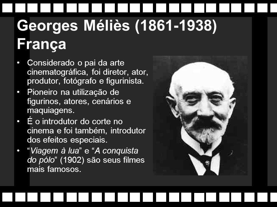 Georges Méliès (1861-1938) França