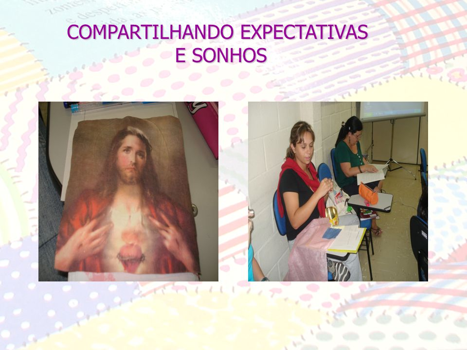 COMPARTILHANDO EXPECTATIVAS