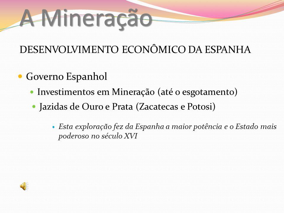 DESENVOLVIMENTO ECONÔMICO DA ESPANHA