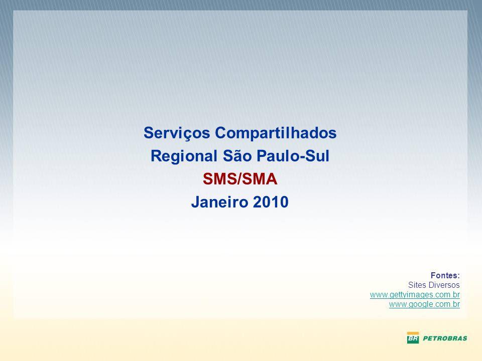 Serviços Compartilhados Regional São Paulo-Sul