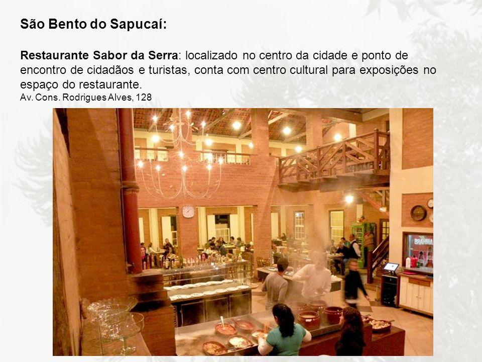 São Bento do Sapucaí:
