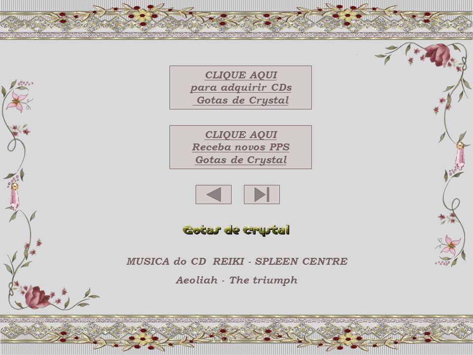 MUSICA do CD REIKI - SPLEEN CENTRE